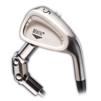 Medicus Dual 2000 5 Iron Trainer - Golf Training Club by Medicus Golf