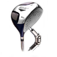 Medicus Dual Hinge 460cc Driver - Golf Training Aids by Medicus